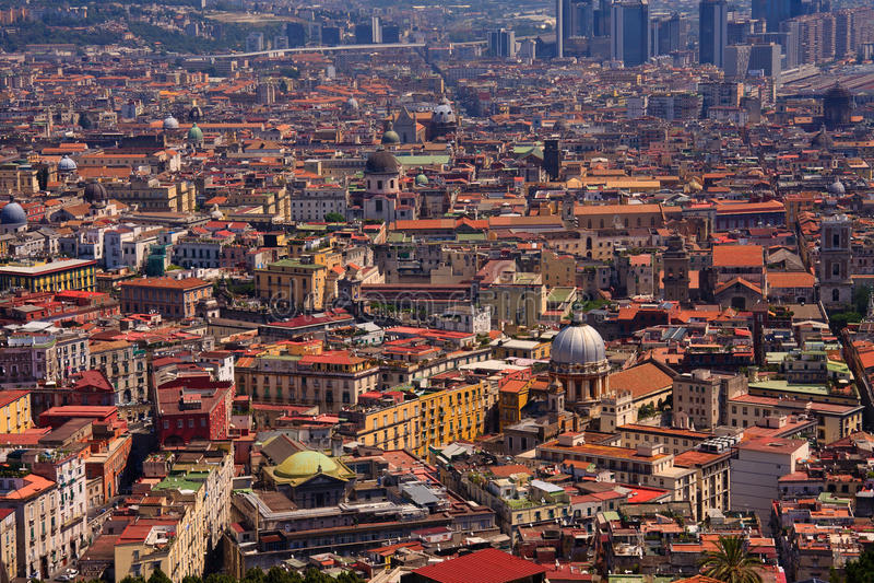 italy Naples zdjęcia royalty free