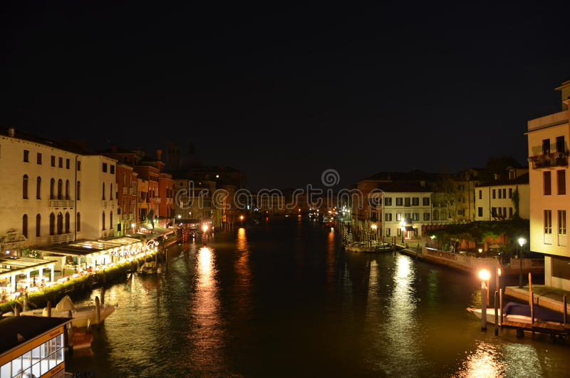 Download Italy at night stock photo. Image of night, reflection - 24349224