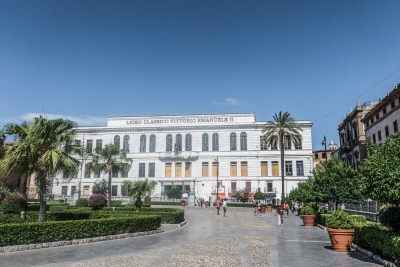 italy Palermo Sicily zdjęcie royalty free