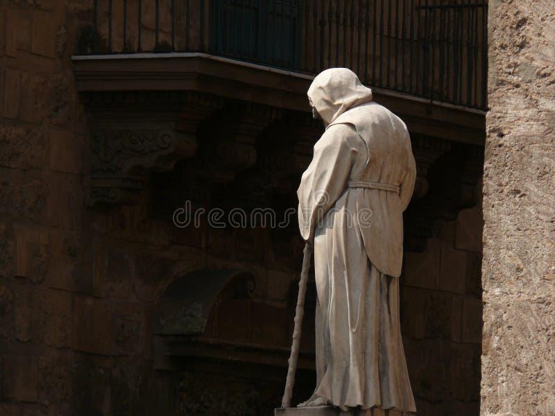 italy Palermo Sicily 11/04/2010 Katedra, widok sculp zdjęcia stock