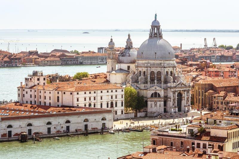 italy panorama Venice obraz stock