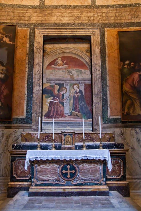 italy panteon Rome obrazy royalty free