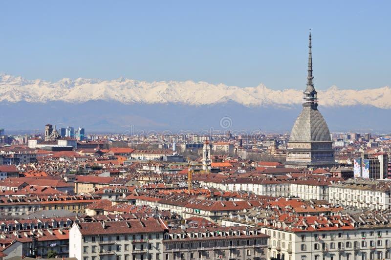 italy Piedmont Turin obraz royalty free