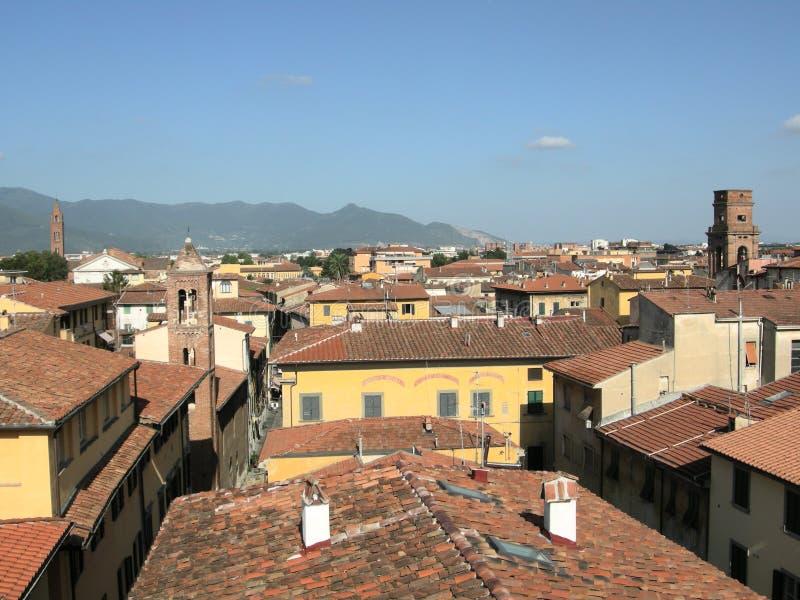 italy Pisa basztowy grodzki Tuscany zdjęcia royalty free