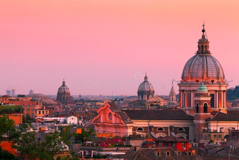 italy rome royaltyfria bilder