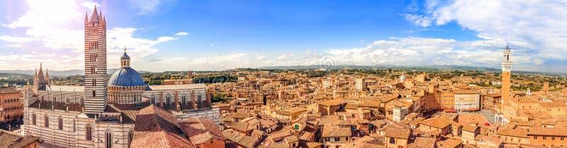 italy Siena Tuscany obraz royalty free