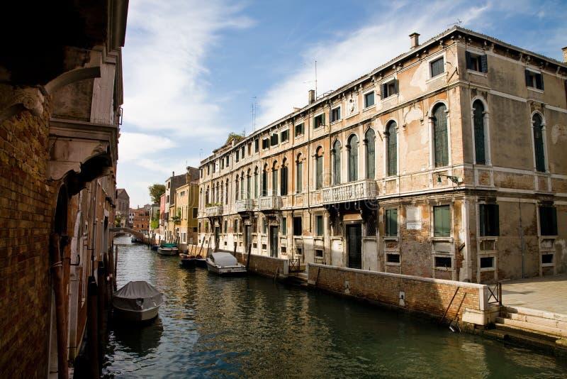 italy slott venetian venice arkivfoton