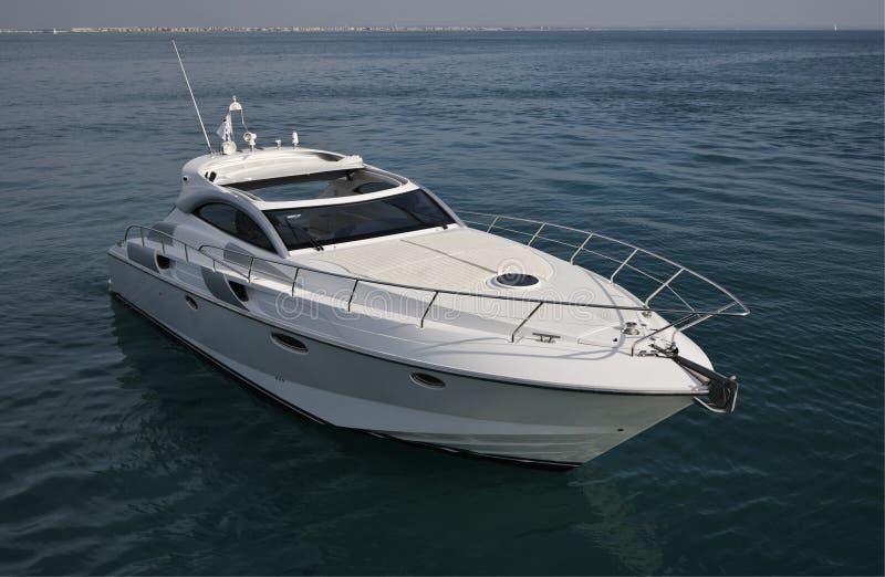 Download Italy, Tirrenian Sea, Luxury Yacht Rizzardi 45' Stock Image - Image: 20796801