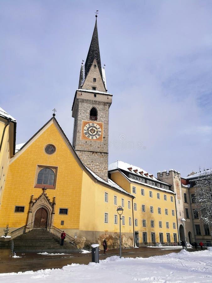 Free Italy, Trentino Alto Adige, Bolzano, Brunico, The Ursuline Convent Royalty Free Stock Image - 109464696