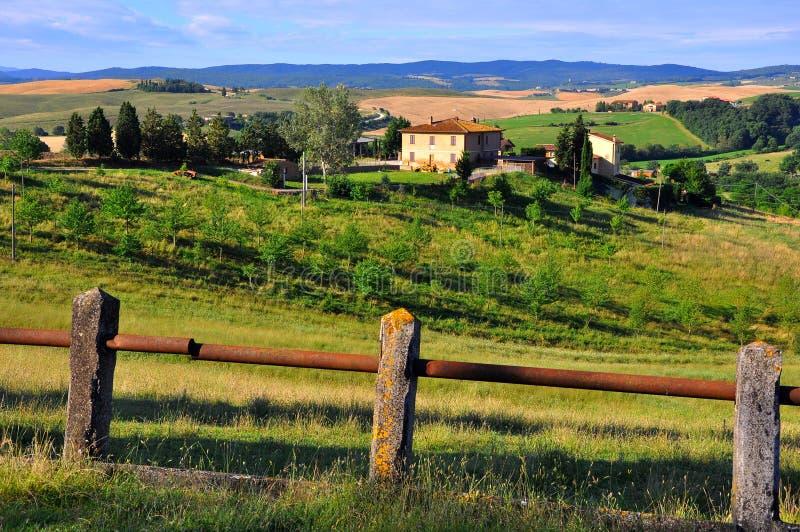 italy Tuscany obraz stock