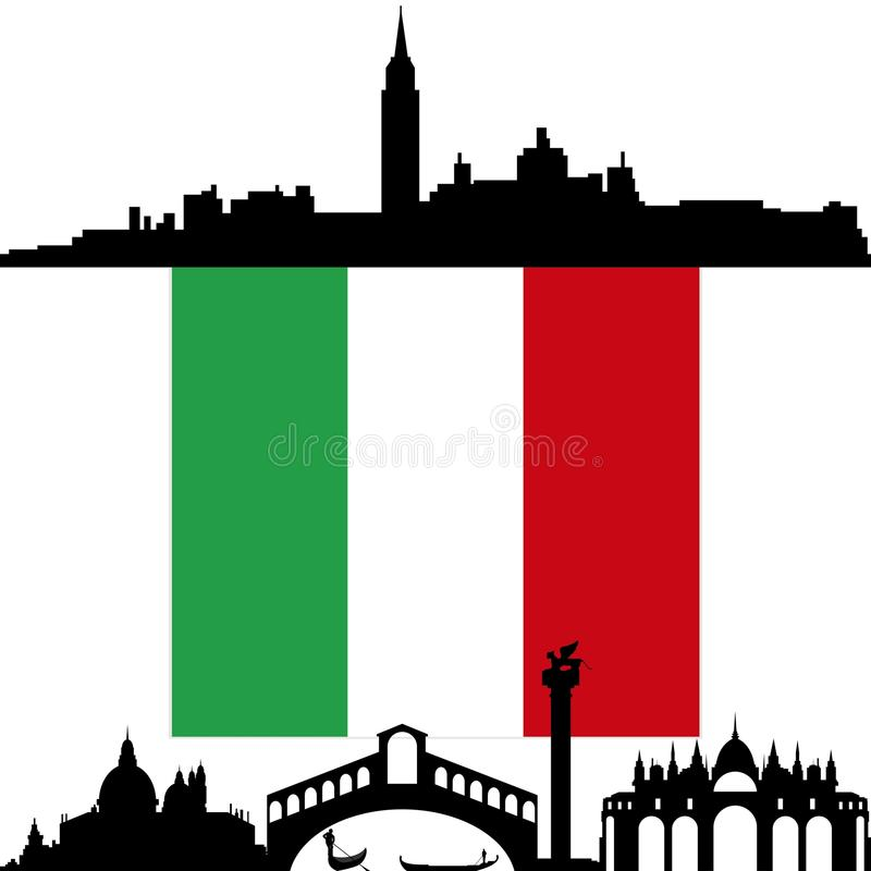 Download Italy. Venice. stock vector. Illustration of building - 29353714
