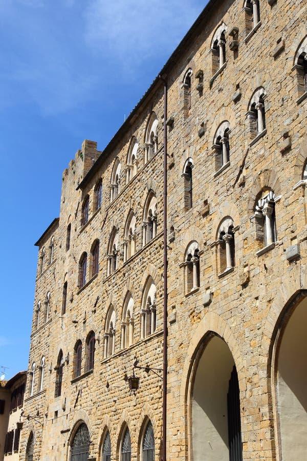 Italy - Volterra royalty free stock photography