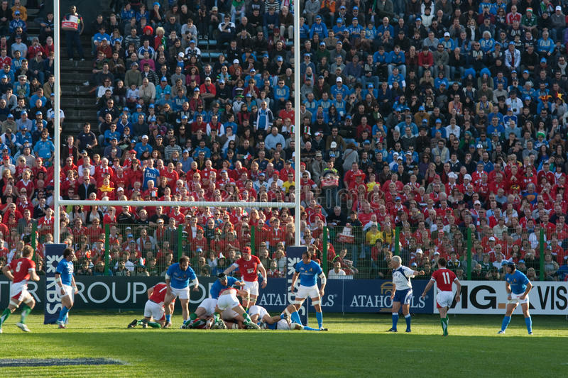 Download Italy Vs Wales, Six Nation Rugby Editorial Photo - Image: 11529976