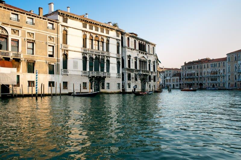 italy zmierzch Venice obraz royalty free