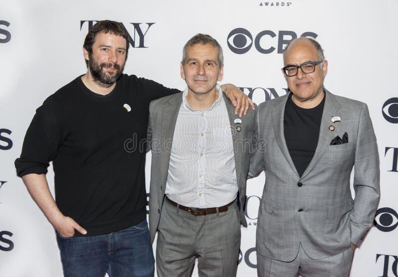 Itamar Moses, David Cromer, y David Yazbek imagen de archivo