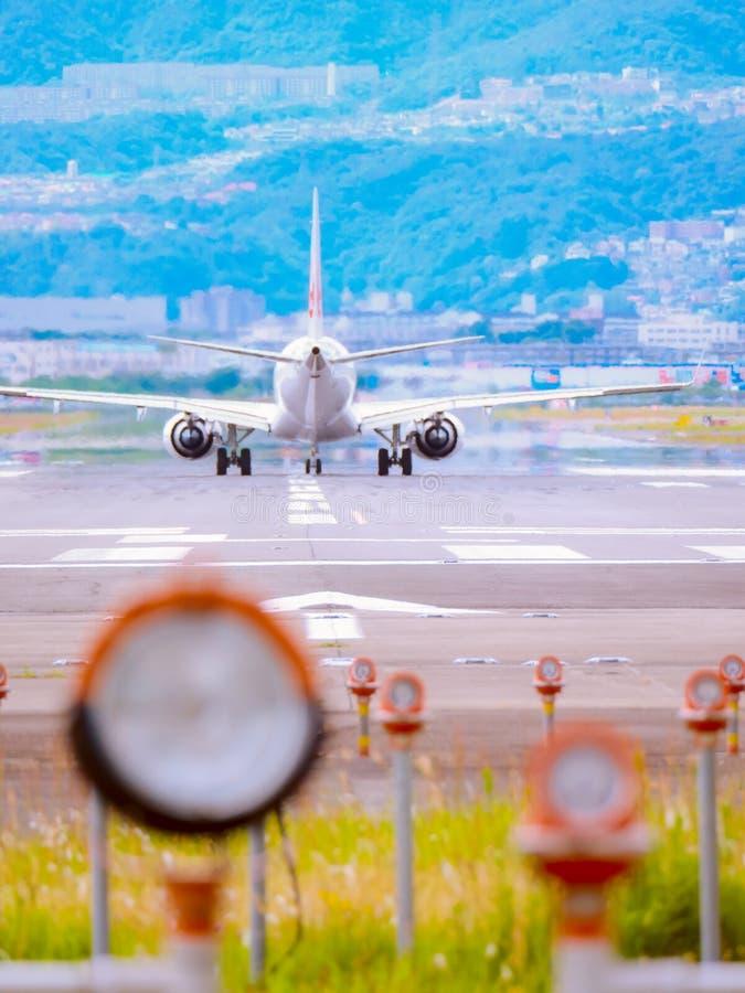 Itami-Flughafen in Japan stockfotografie