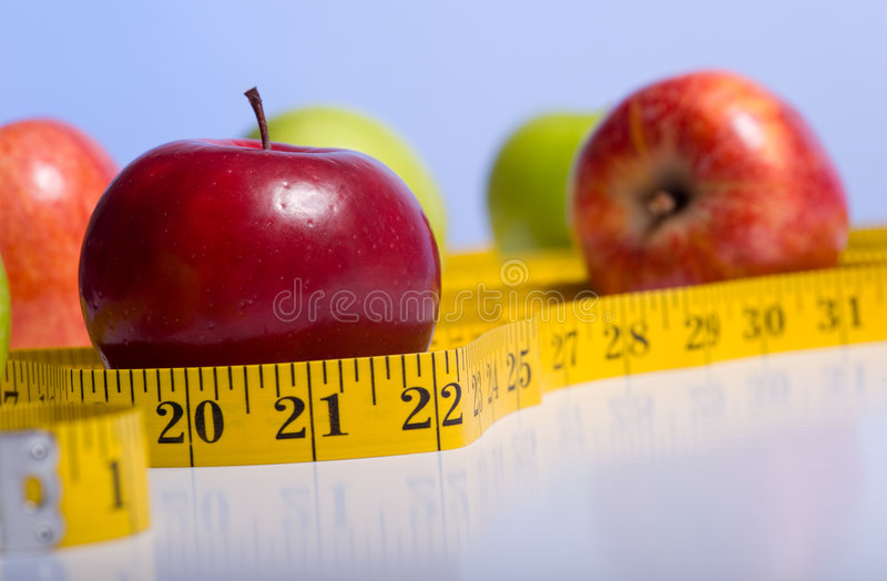 Items de dieta imagenes de archivo