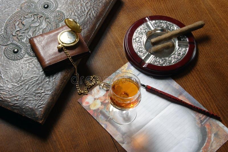 Items of luxury stock image
