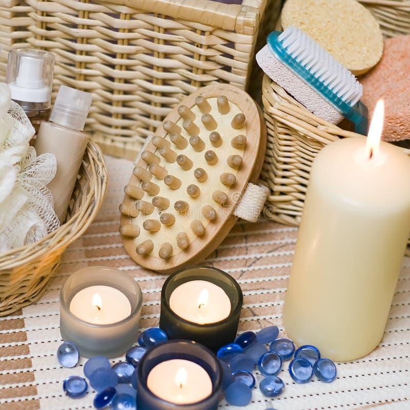 items spa στοκ εικόνες