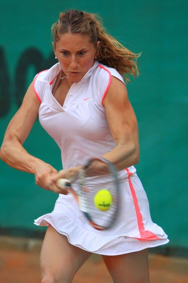 Download ITF Tennis, Ana Jovanovic editorial image. Image of racket - 14520880