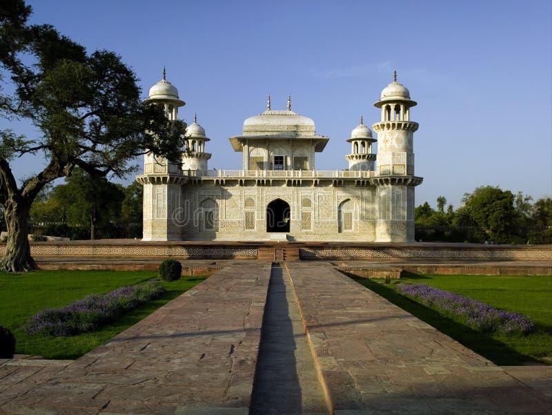 Itimad Ud Daulah - Agra - India. Stock Photo