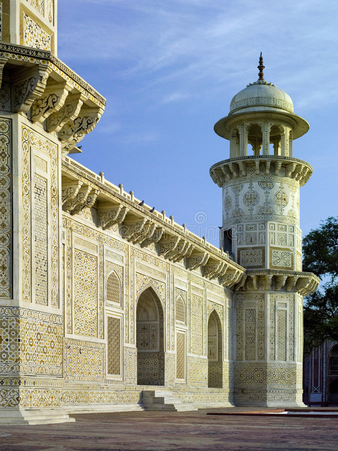 Itimad Ud Daulah - Agra - India. Royalty Free Stock Images