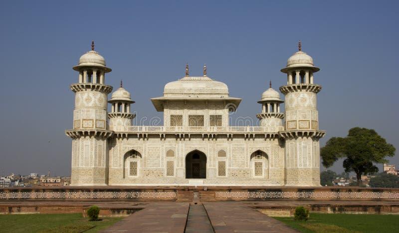 Itimad-ud-Daulah ou bebê Taj em Agra, India imagem de stock royalty free