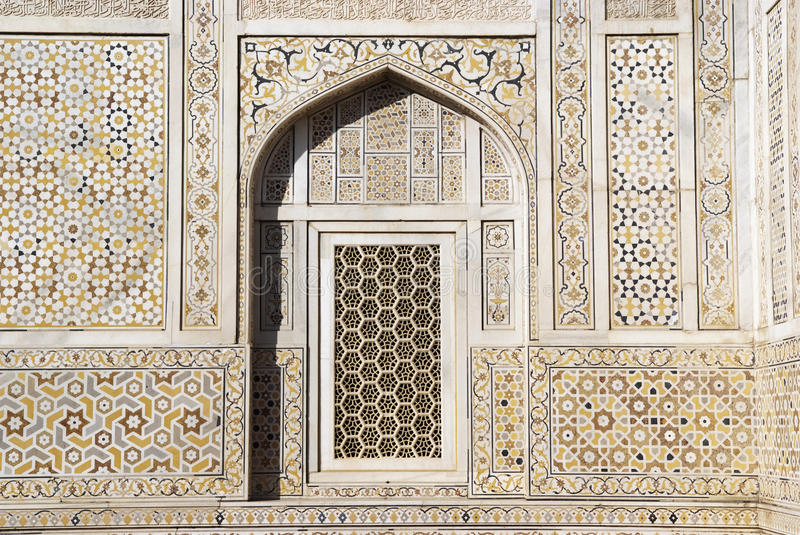 Itimad Ud Daulah Tomb Agra India Stock Images Image