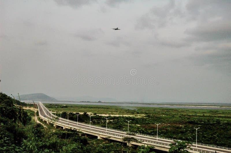 Itinéraire Corniche, Congo images stock