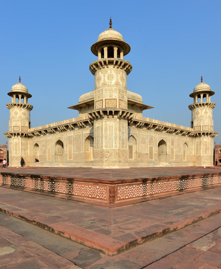 Download Itmad Ud Daula, Agra editorial photography. Image of landmark - 28427762