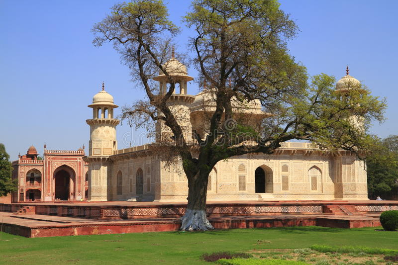 Download Itmad-ud-Daulah stock image. Image of monument, marble - 13897003