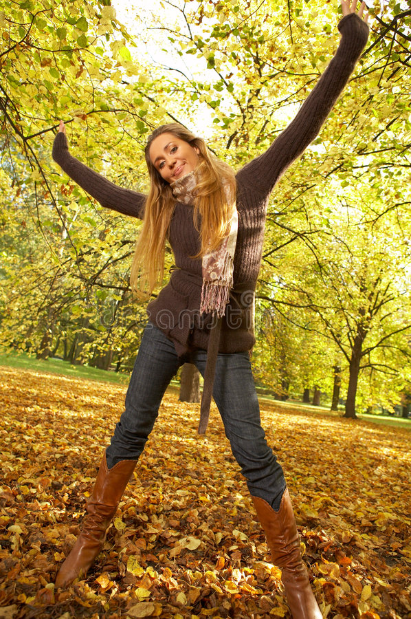 Its Autumn! 2 Royalty Free Stock Photography