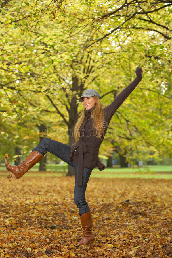 Its Autumn! Royalty Free Stock Photos