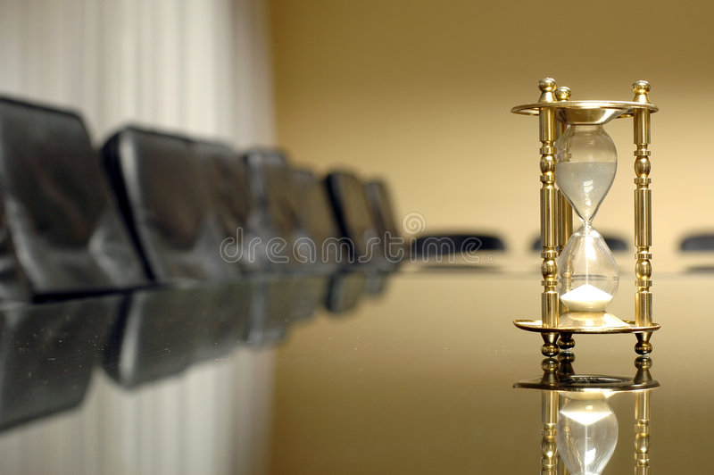 Its business time. Its time for business concept royalty free stock image