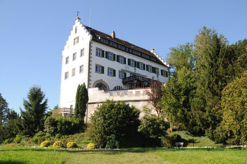 Ittendorf kasztel fotografia royalty free
