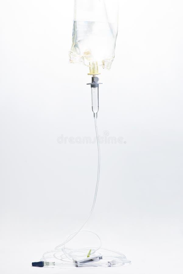 IV滴水 图库摄影
