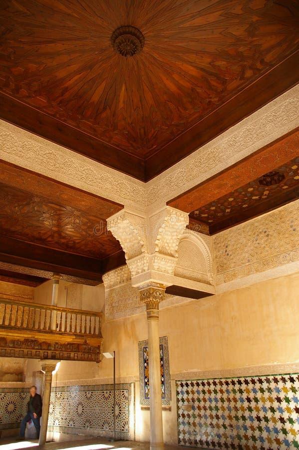 iv alhambra стоковая фотография rf