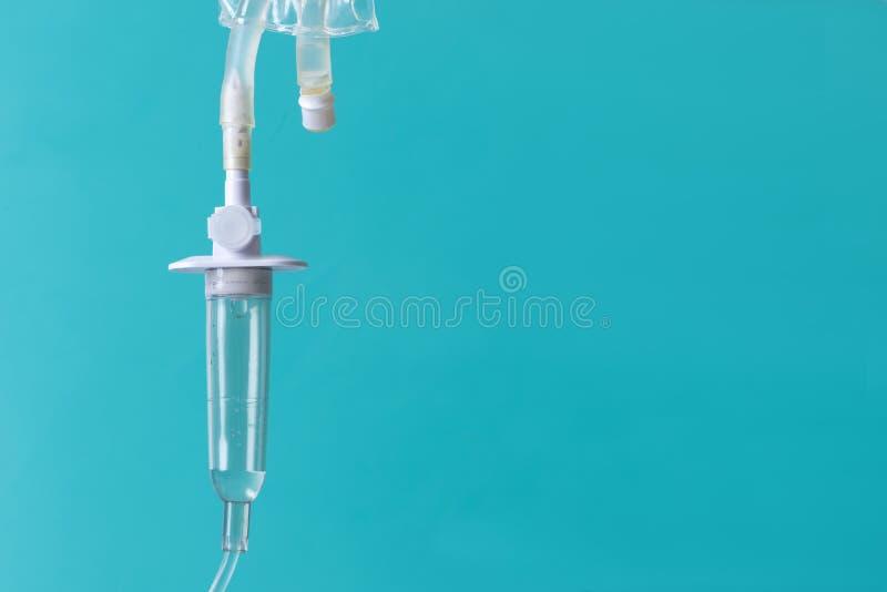 IV Druppel stock fotografie