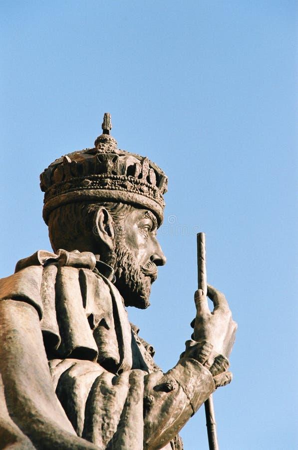 Iv du Roi George photographie stock libre de droits