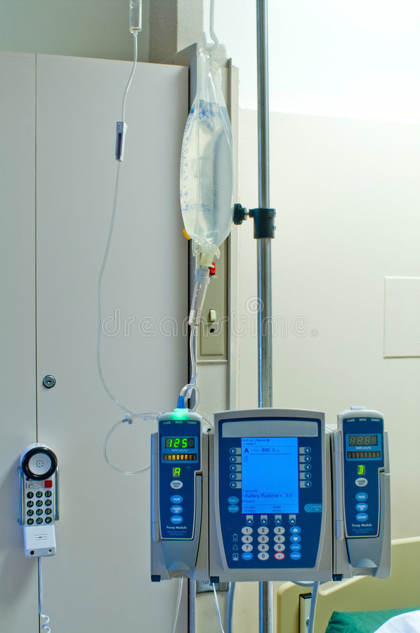 IV Pump stock photos