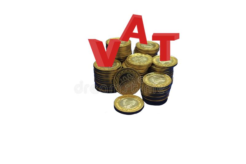 IVA Bahrain illustrazione vettoriale