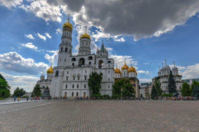 Ivan ο μεγάλος πύργος κουδουνιών - Μόσχα, Ρωσία στοκ εικόνες