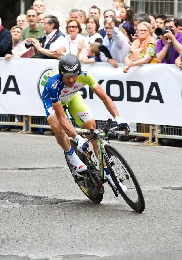Ivan Basso royalty-vrije stock afbeeldingen
