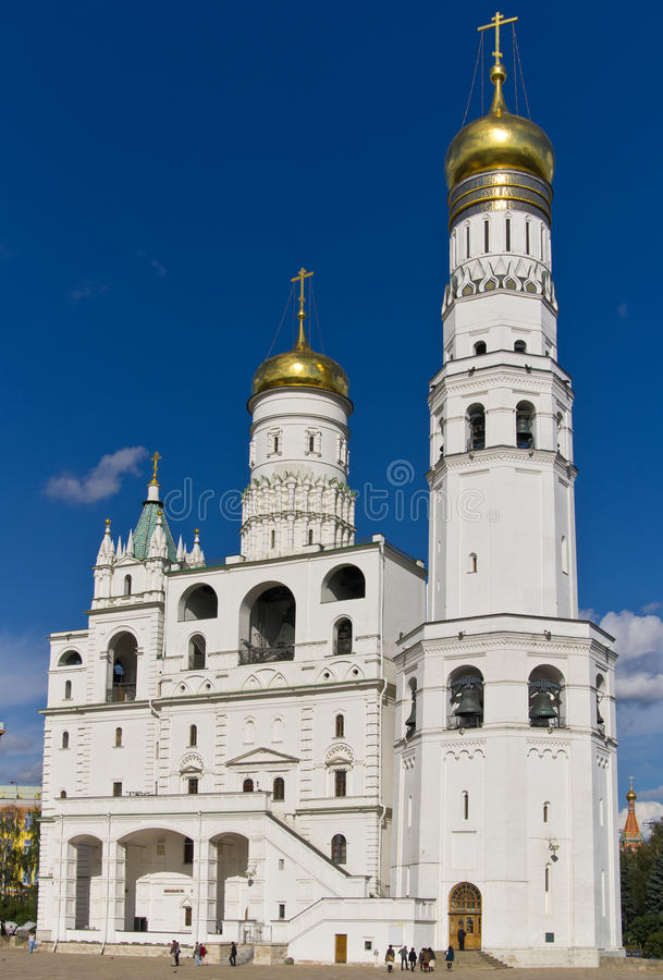 Download Ivan The Great Bell Tower Royalty Free Stock Images - Image: 26847289