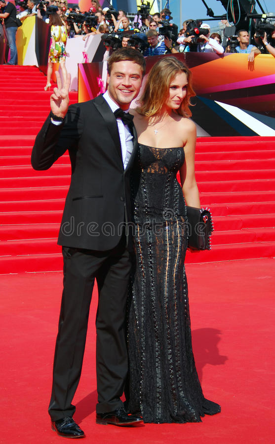 Download Ivan Nikolaev At Moscow Film Festival Editorial Stock Photo - Image: 31924693