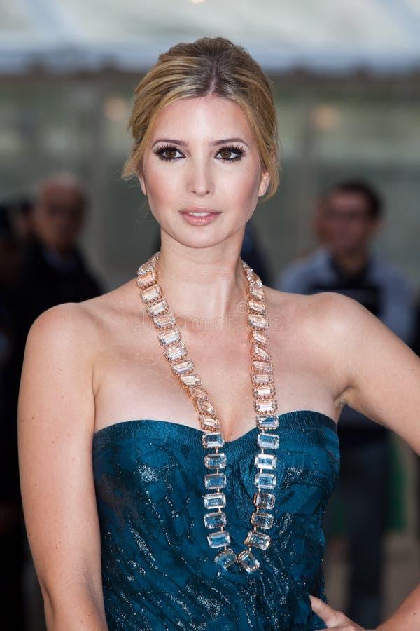 Ivanka Trump royalty free stock photos