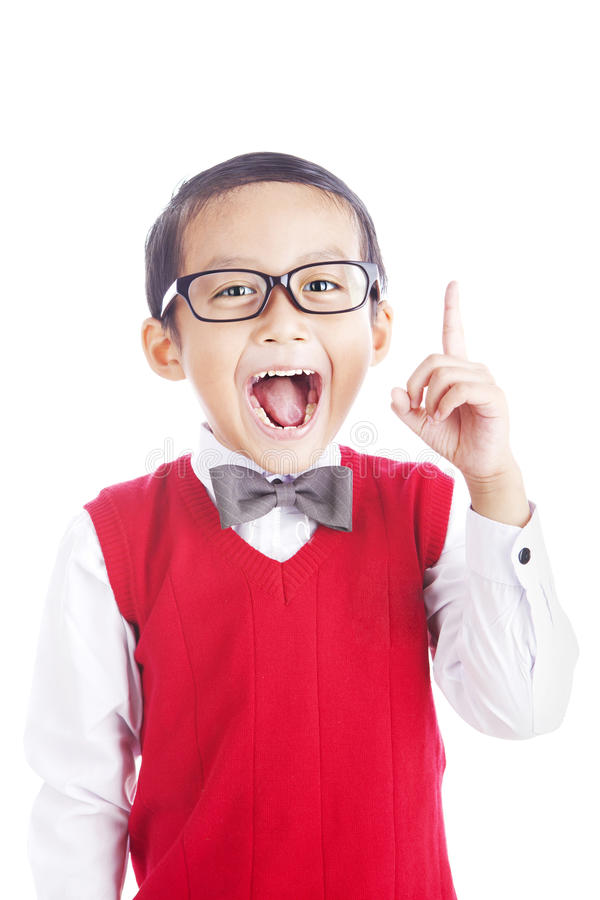 Download Ive got an Idea! stock photo. Image of childhood, concept - 25976412