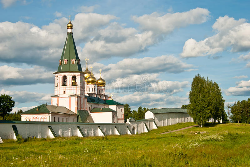 Iver Monastery stock afbeelding