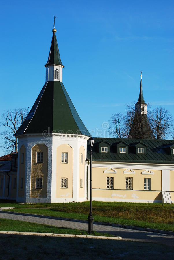 Download Iversky Christian Monastery Stock Photo - Image: 11320514