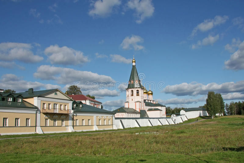 Iversky monastery, Russia
